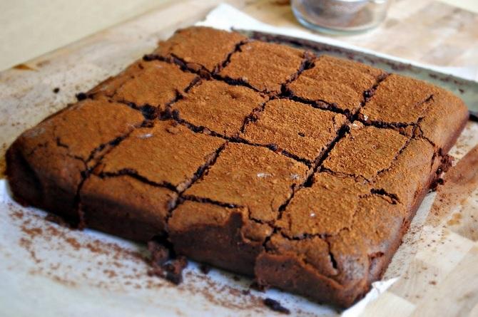 Пирожное браунинг рецепт